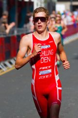 WTS Leeds Triathlon 2018 – Men's Run