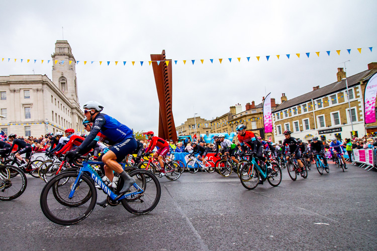Tour Of Yorkshire 2019 - Stage 2, Barnsley