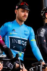 Chris Lawless (Team Ineos) Tour Of Yorkshire 2019, Stage 4 , Halifax