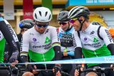 Mark Cavendish & Mark Renshaw (Dimension Data) Tour Of Yorkshire 2019, Stage 4 , Halifax