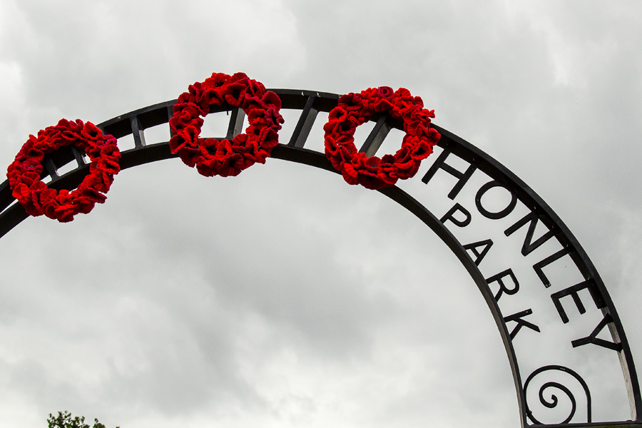 Honley Remembers Peace Day