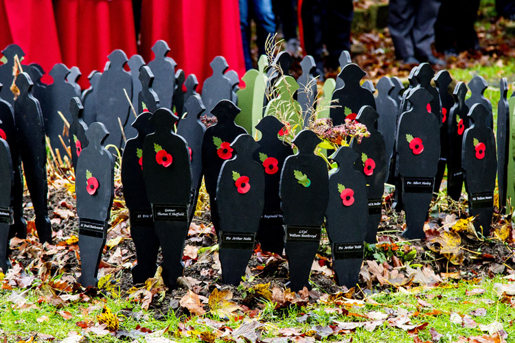 Remembrance Sunday 2019