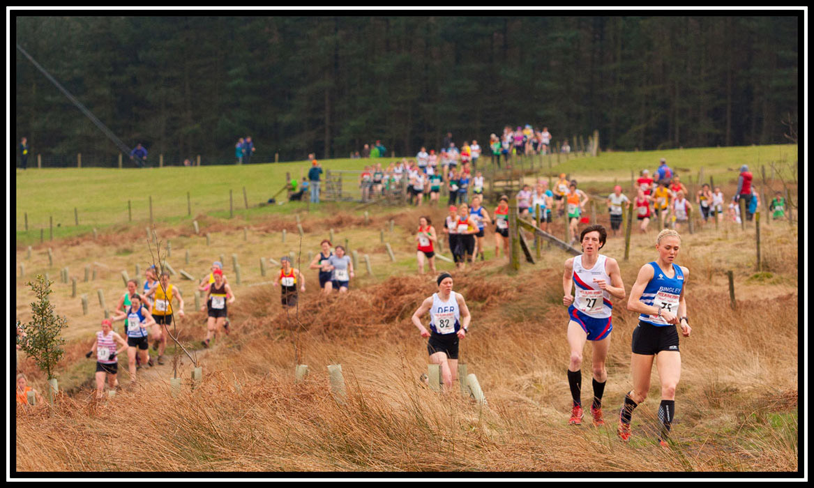 Lads Leap Fell Race