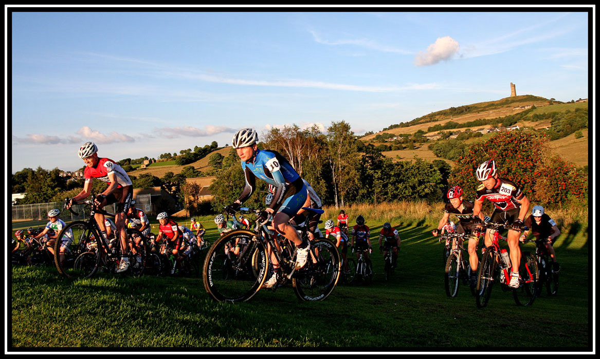 Yorkshire Cyclo Cross Series 2012