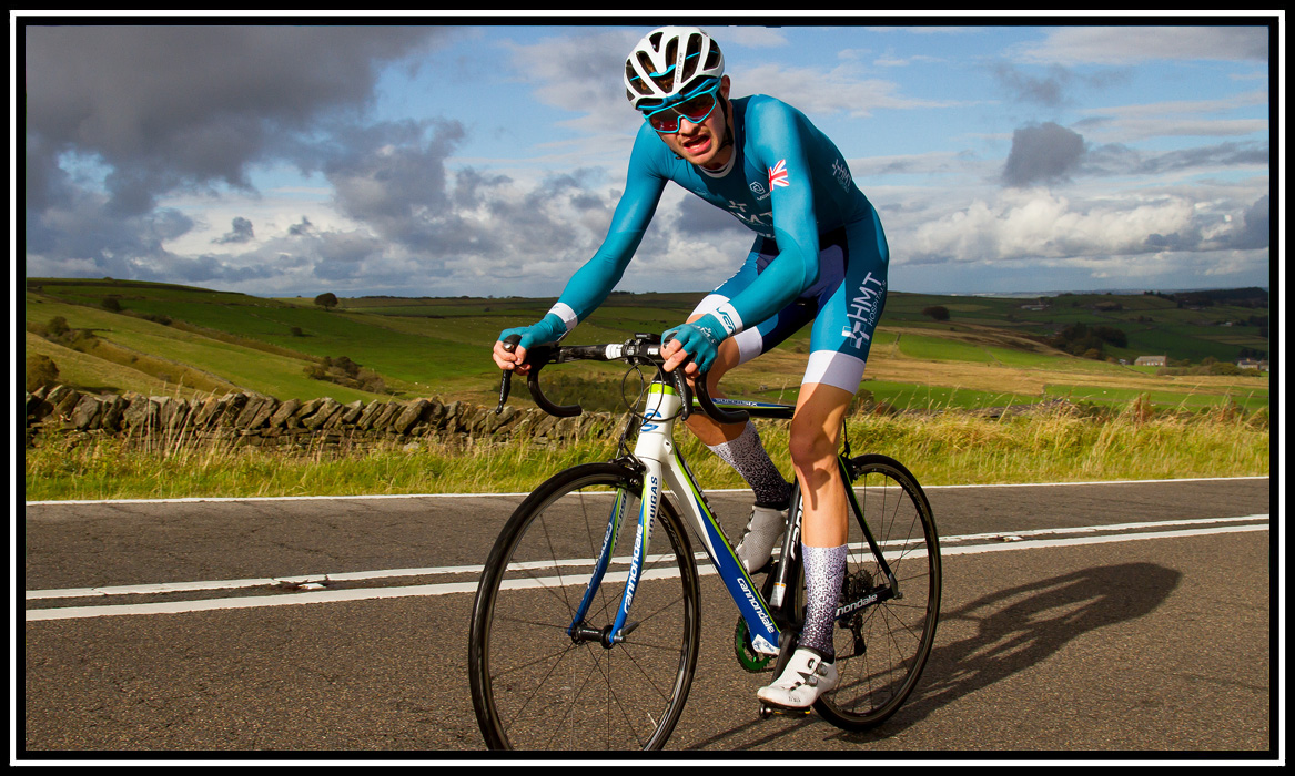 Holme Valley Wheelers Holme Moss Hill Climb 2020